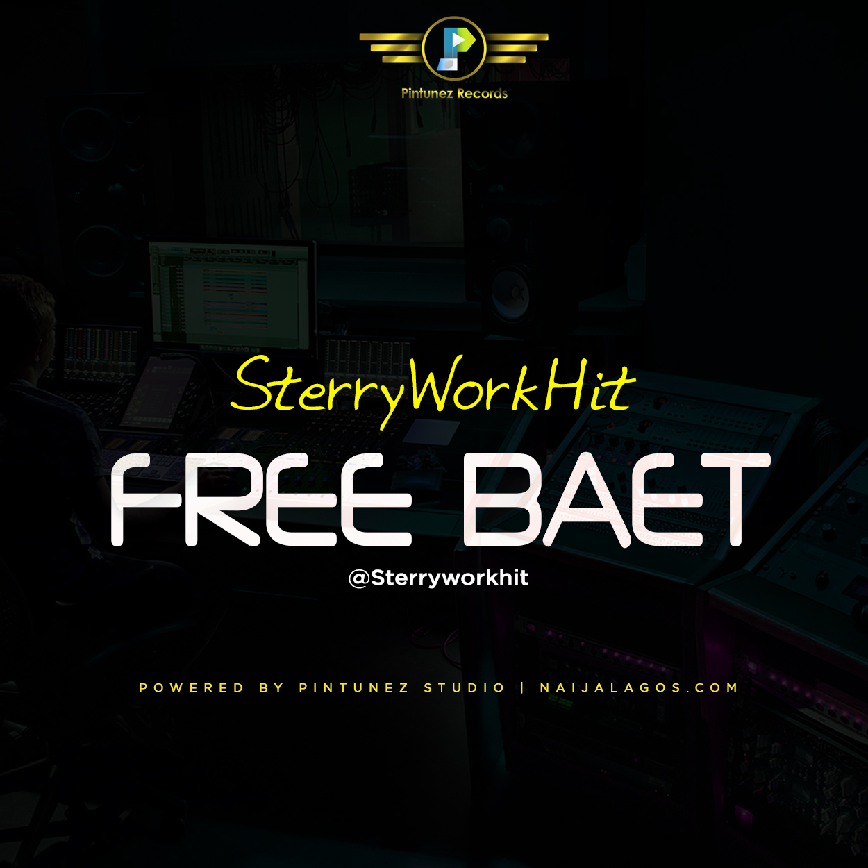 Instrumental: Sterryworkhit - Free Beat | Naija Lagos
