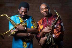 Femi Kuti and Made Kuti Release Two-Album Project 'LEGACY +'