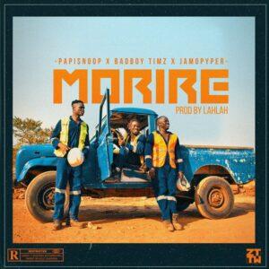 Papisnoop – Morire ft. Bad Boy Timz & Jamopyper